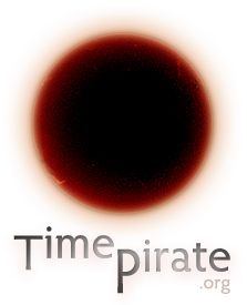 Time Pirate Logo